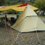 つり橋の里キャンプ場①
