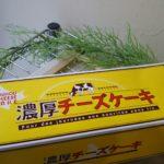 おすすめ!北海道【濃厚チーズケーキ】