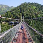 つり橋の里キャンプ場レポ③【2018GW】
