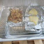 燻製器がなくてもセリアで簡単自作燻製器