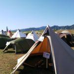 かつらぎ町アウトドアショップOrange テント展示販売会