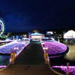 NEWレオマワールドと大江戸温泉物語ホテルレオマの森