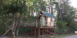 グリム冒険の森キャンプ場