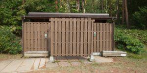 グリム冒険の森 トイレ