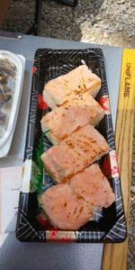 虹鱒押寿司