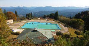 青山高原保険休養地キャンプ場